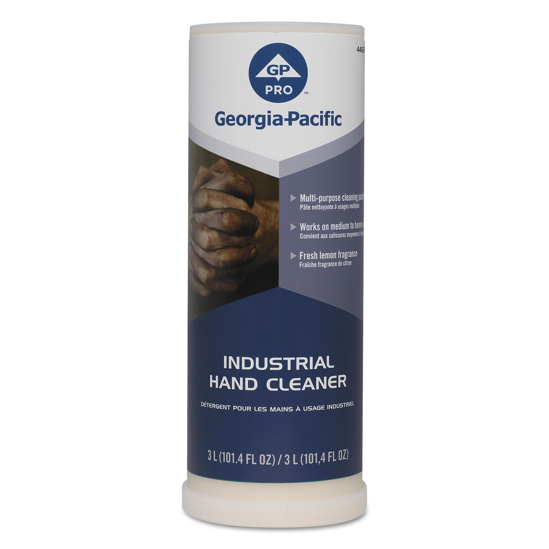 Industrial Hand Cleaner, 300 mL, Lemon, 4/Carton