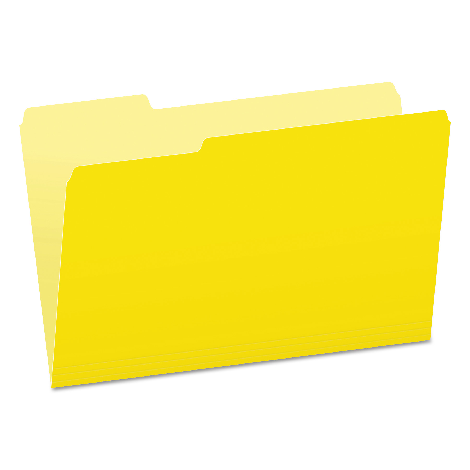 Pendaflex Colored File Folders 1//3 Cut Top Tab Letter Burgundy//Light Burgundy