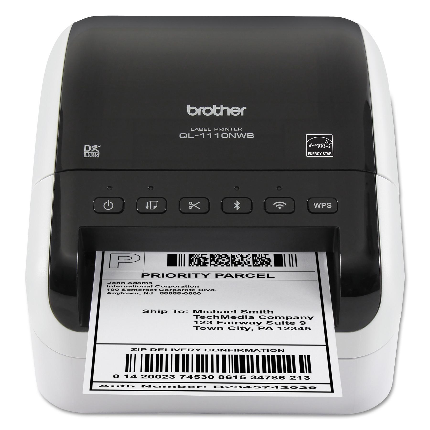 Wide Format Label Printer, 6 7