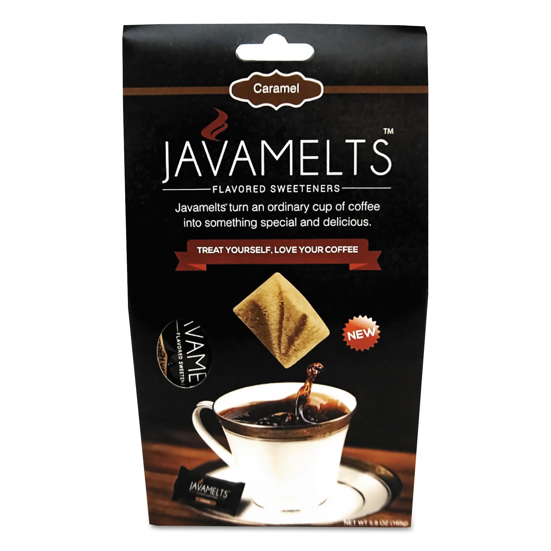 Sweeteners, 0.34 oz Box, Caramel