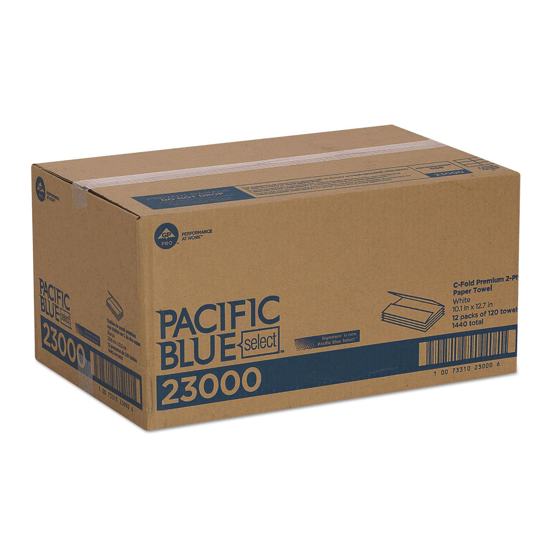 Gpc23000 Georgia Pacific 174 Professional C Fold Paper Towels