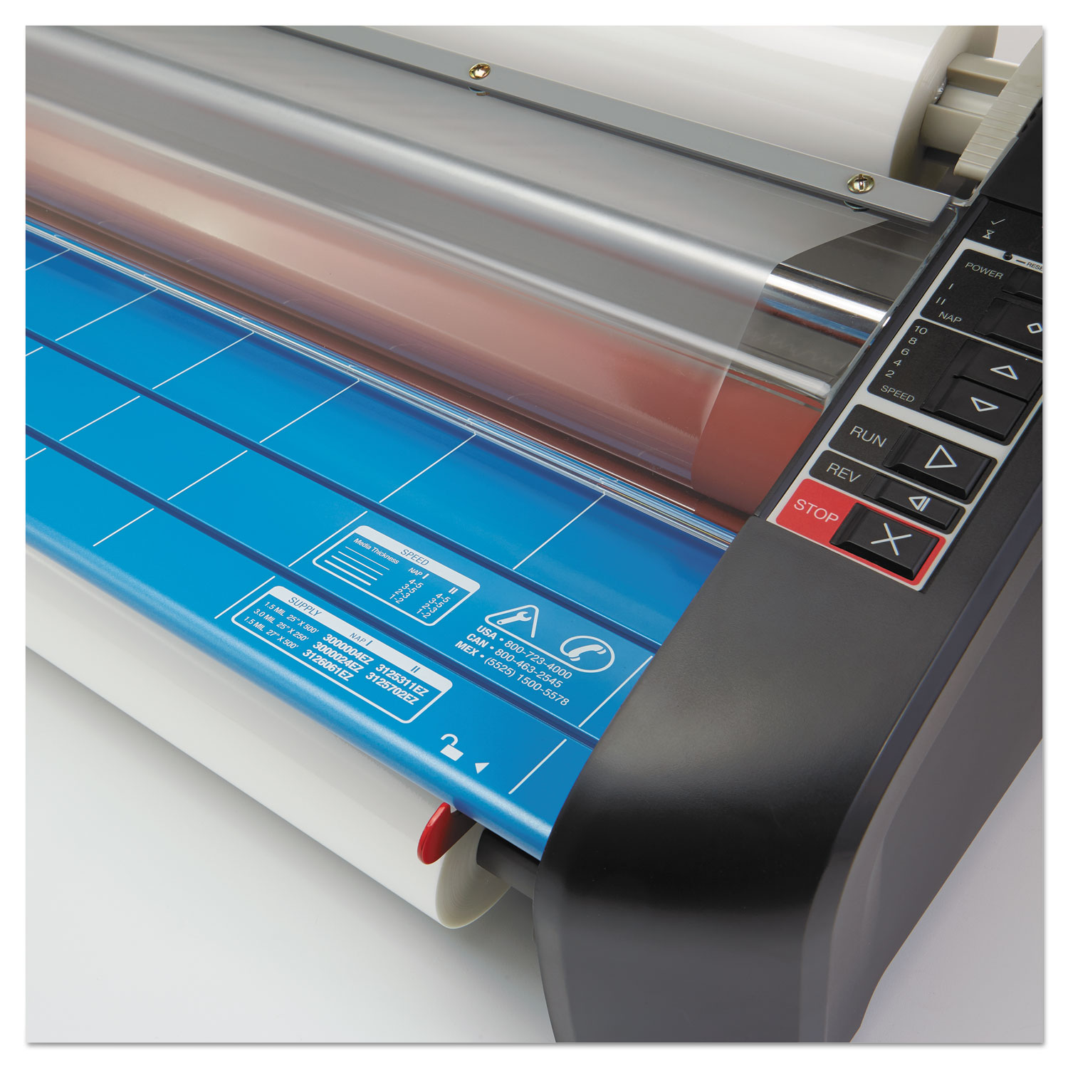 Gbc1701720ez Gbc 174 Pinnacle 27 Ezload Roll Laminator Zuma