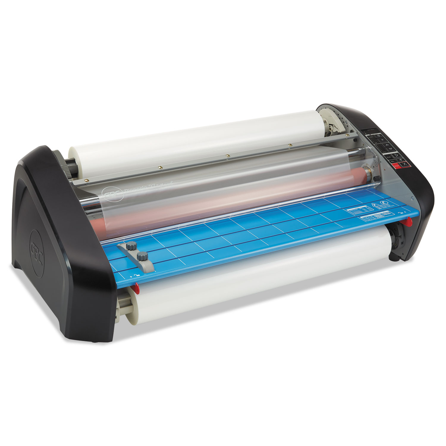 "Pinnacle 27 EZload Laminator, 27"" Max Document Width, 3 mil Max Document Thickness"