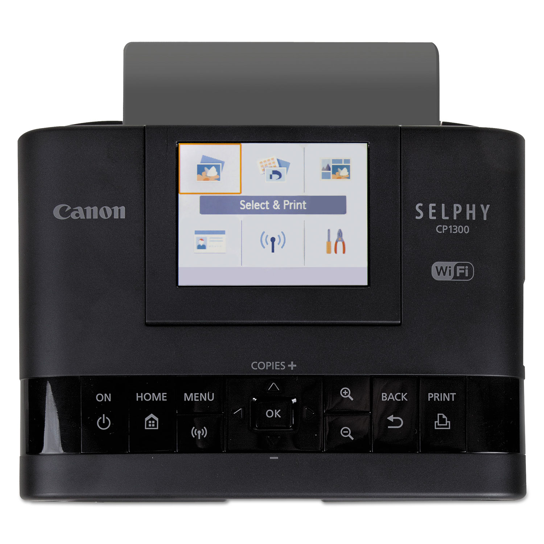 SELPHY CP1300 Wireless Photo Printer