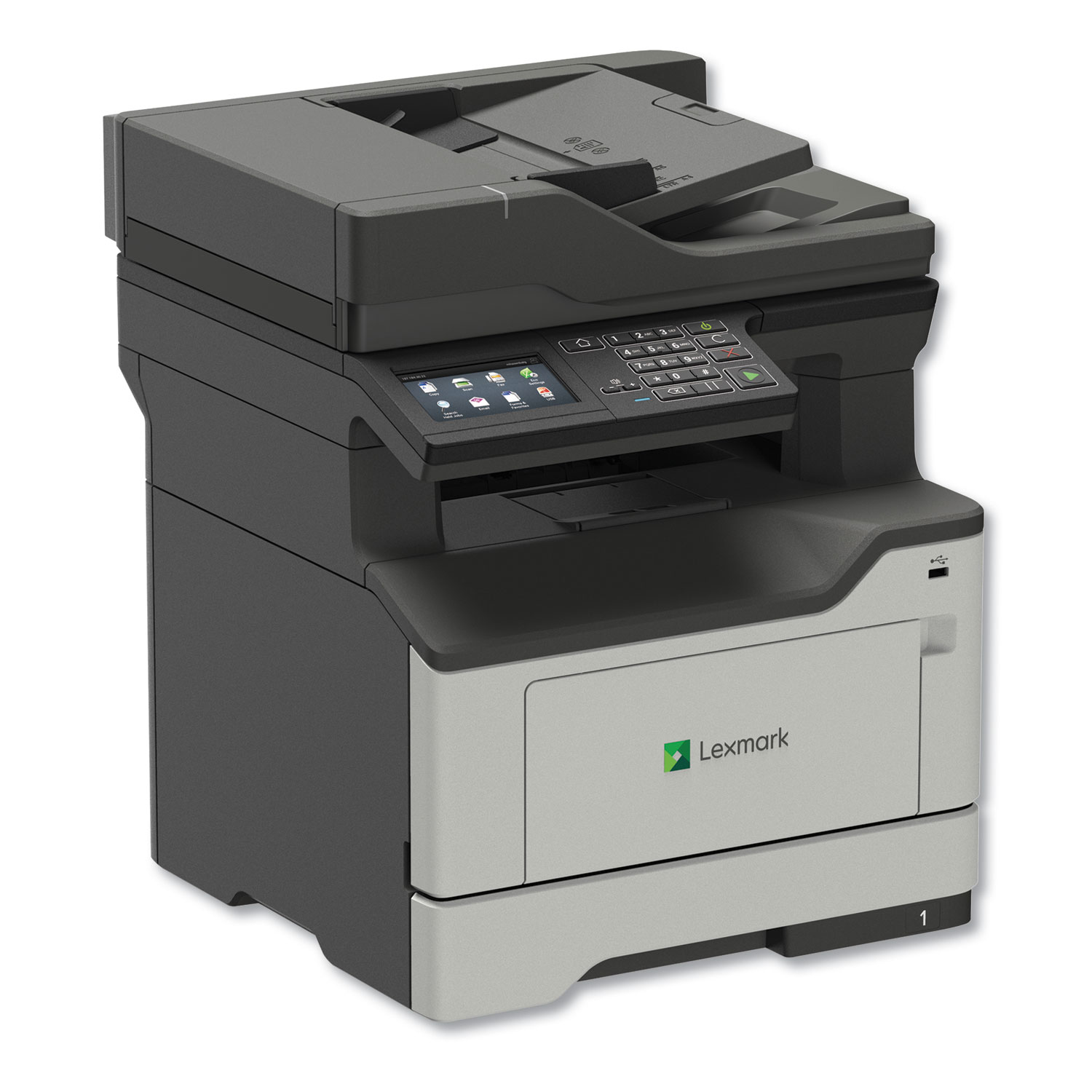 MB2546adwe Multifunction Printer, Copy/Fax/Print/Scan