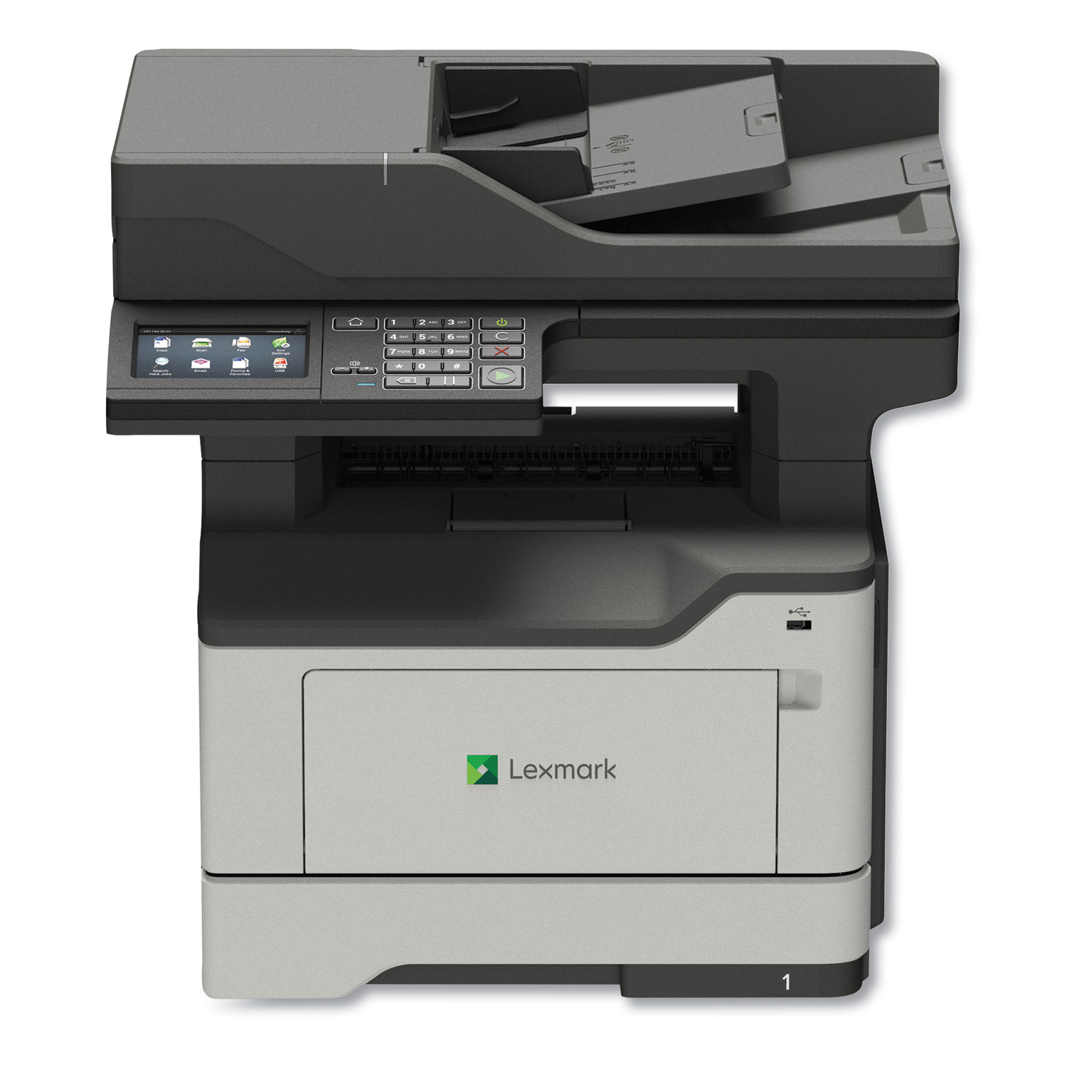 MX521de Printer, Copy/Print/Scan