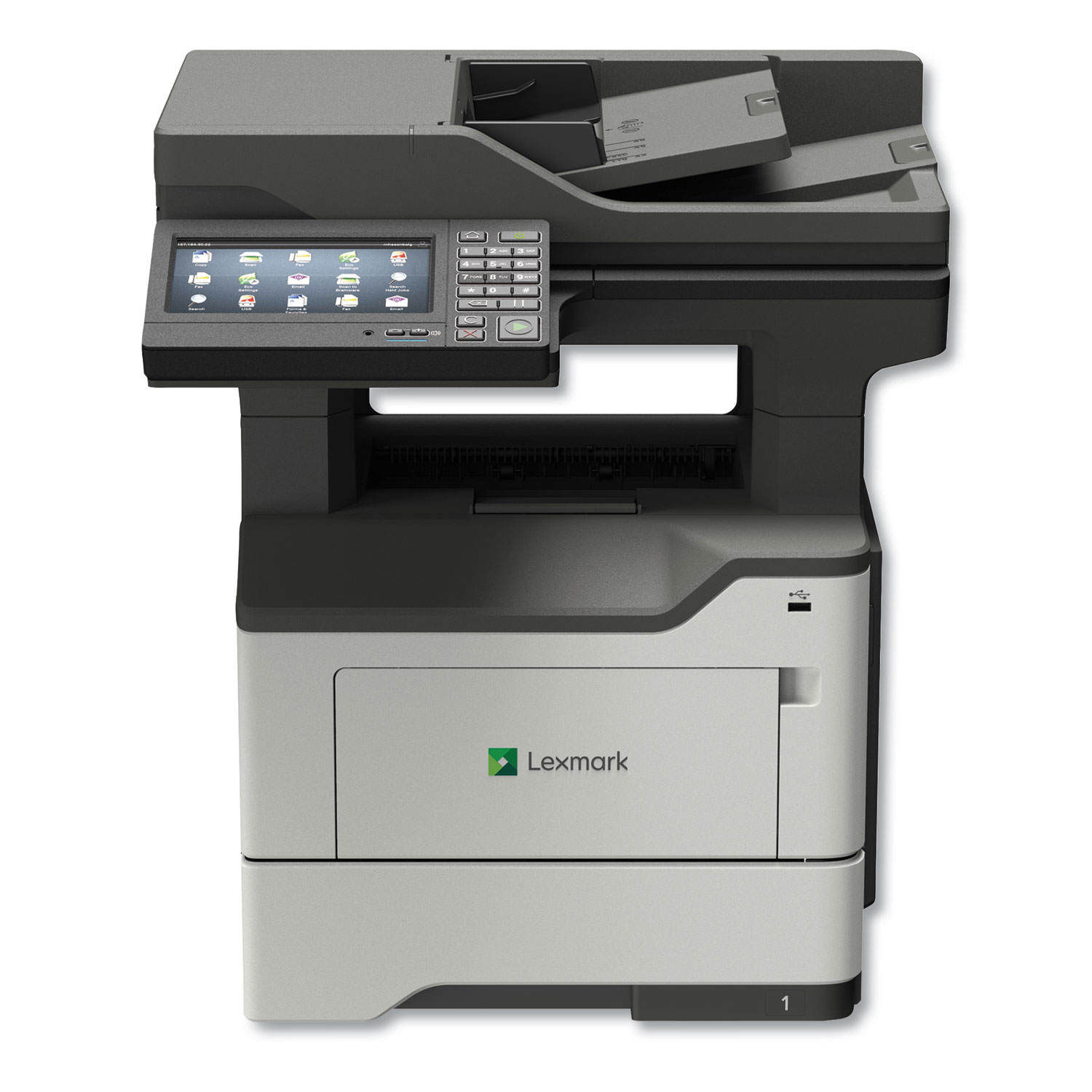 MX622ADHE Printer, Copy/Fax/Print/Scan