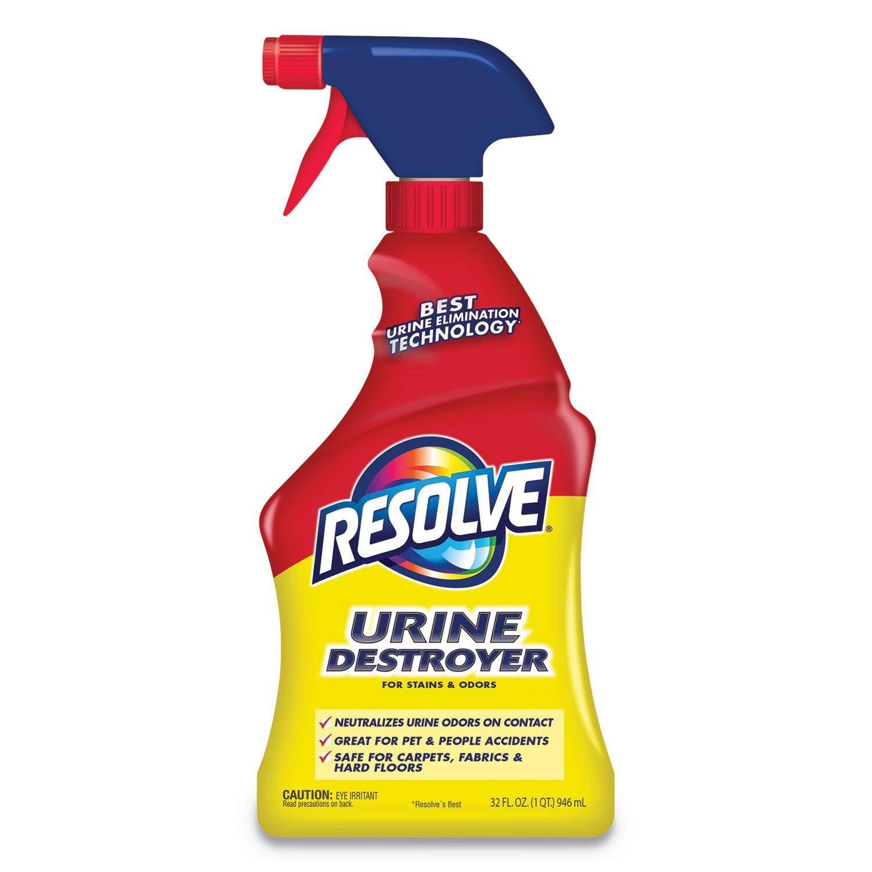 Urine Destroyer, 32 oz Spray Bottle, Citrus, 6/Carton