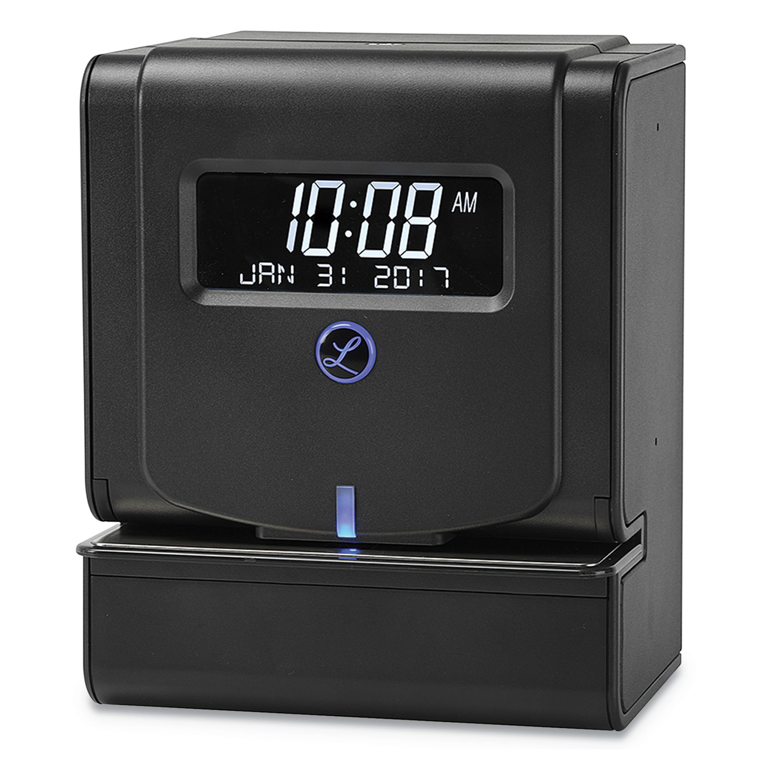Heavy-Duty Thermal Time Clock, Charcoal