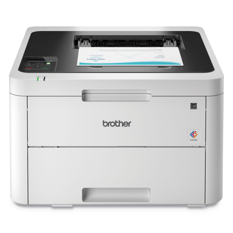 HL-L3230CDW Wireless Laser Printer