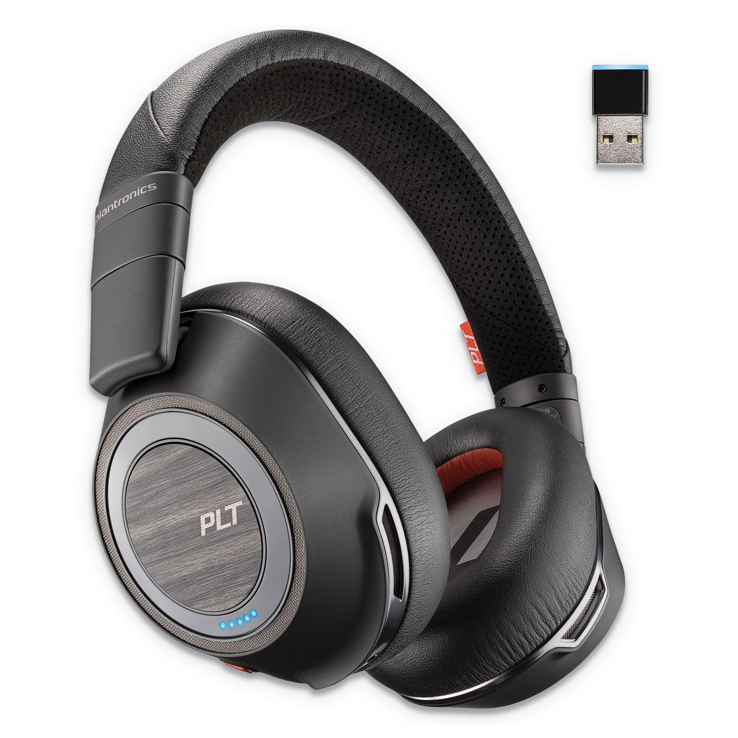 Voyager 8200 UC, Binaural, Over the Head Headset