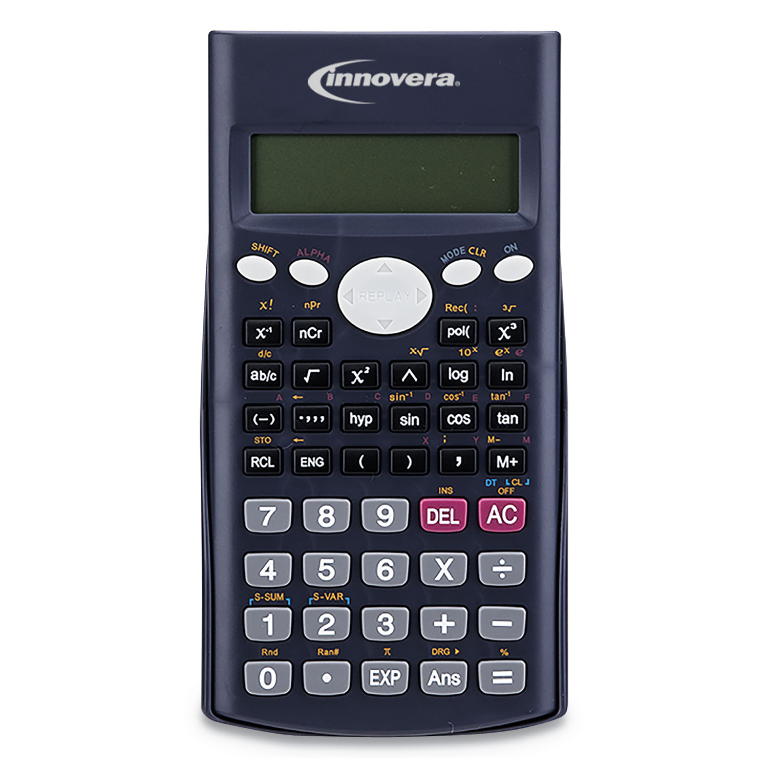15969 Scientific Calculator 240 Functions 10 Digit Lcd Two Display Lines