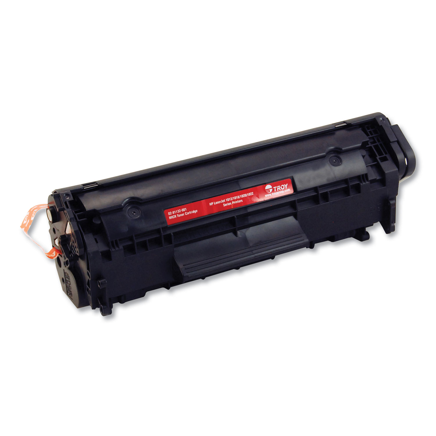 Compatible Q2612A (HP 12A), MICR Toner Secure, 2,000 Page-Yield, Black
