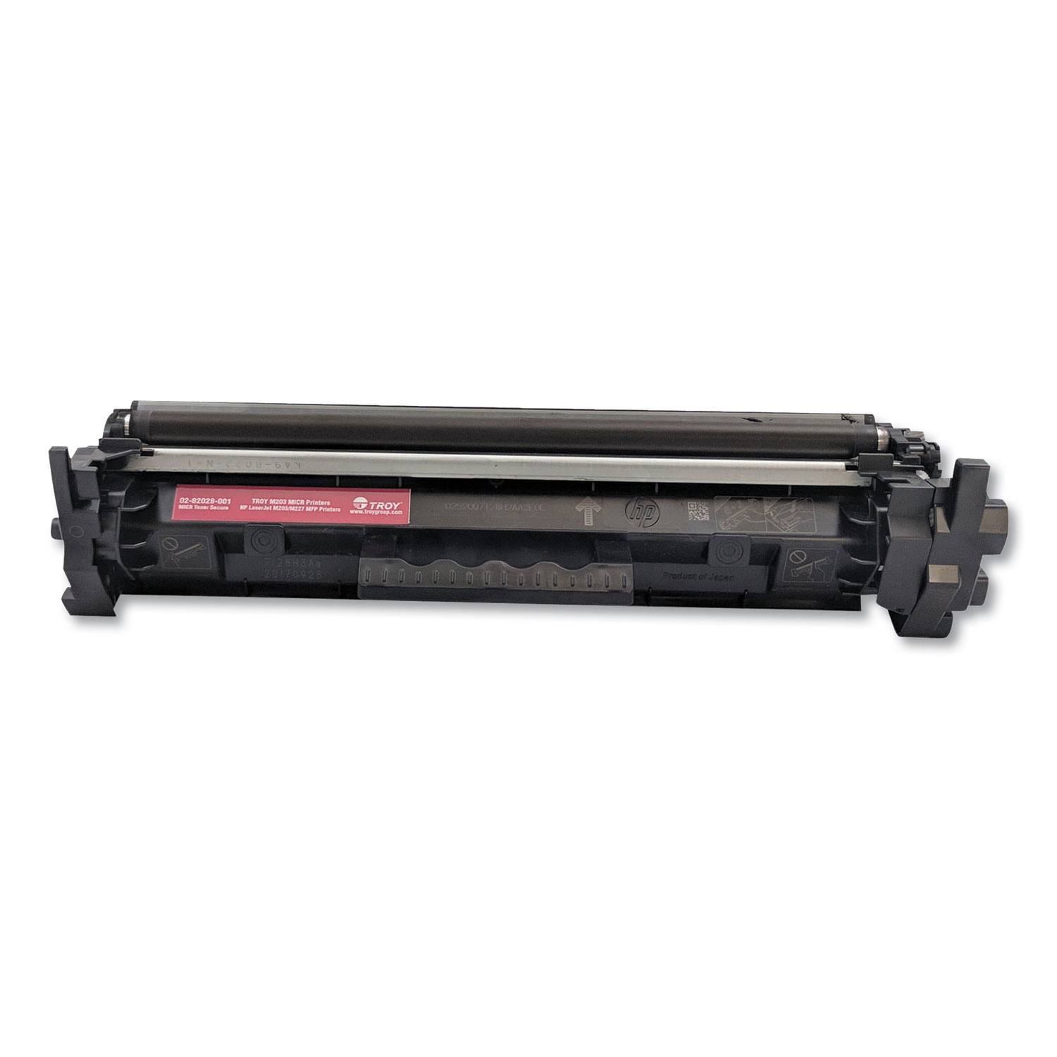 0282028001 30A MICR Toner Secure, Alternative for HP CF230A, Black