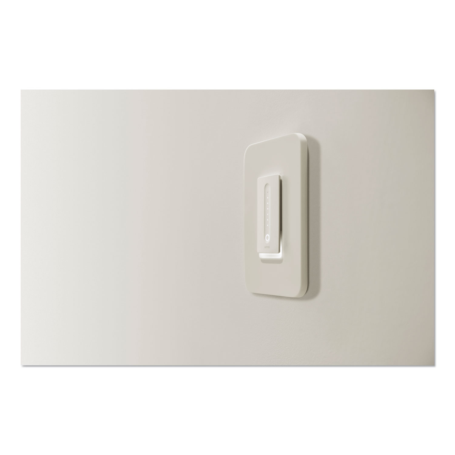 Dimmer Light Switch, 5.0″ X 3.3″ X 3.3″, 120 V