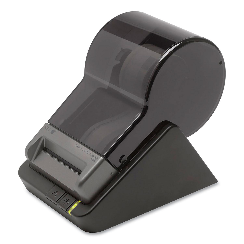 """Smart Label Printers 650, 300 DPI, 3.94""""/second, 4.48"""" x 6.77"""" x 5.83"""""""