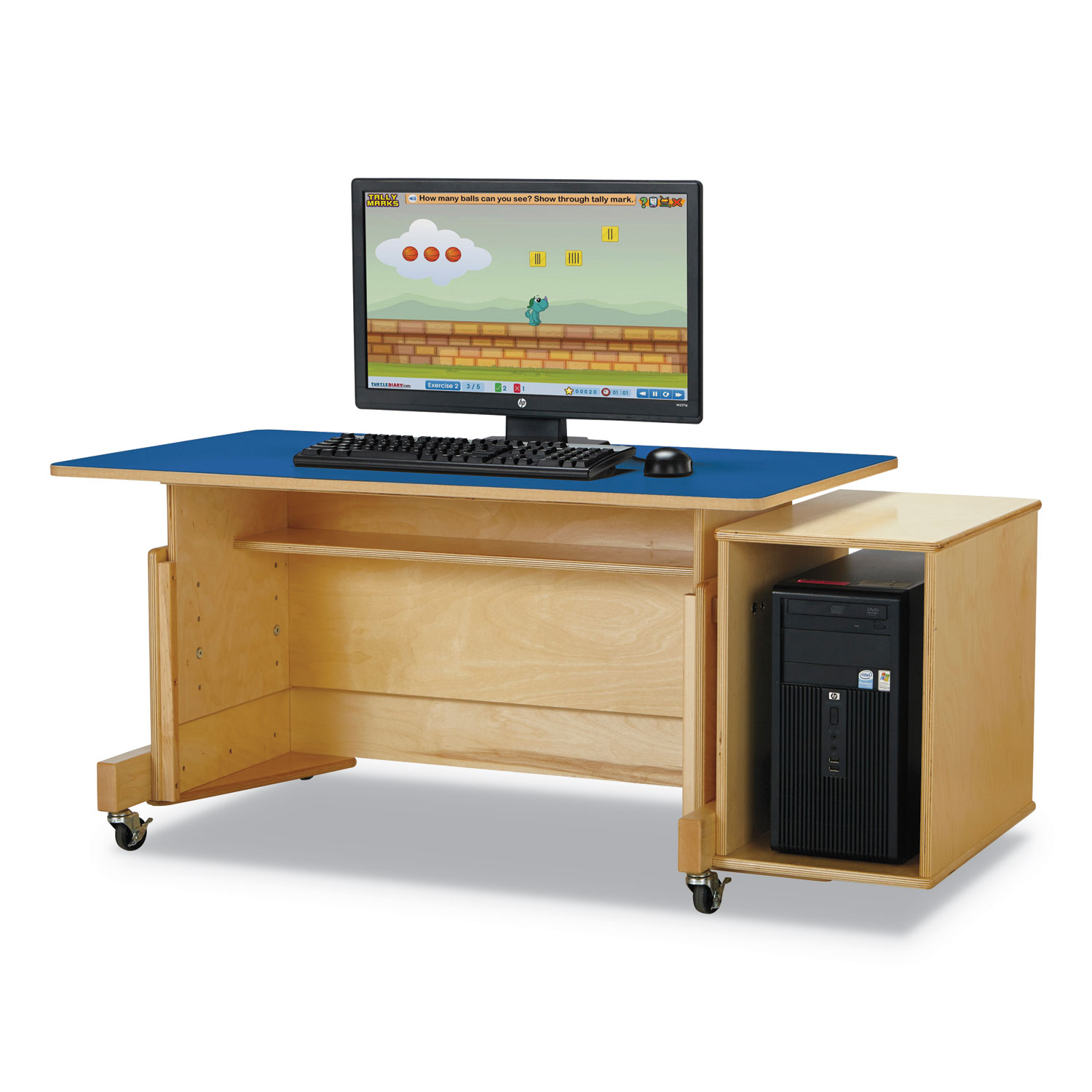 Computer Table, 42