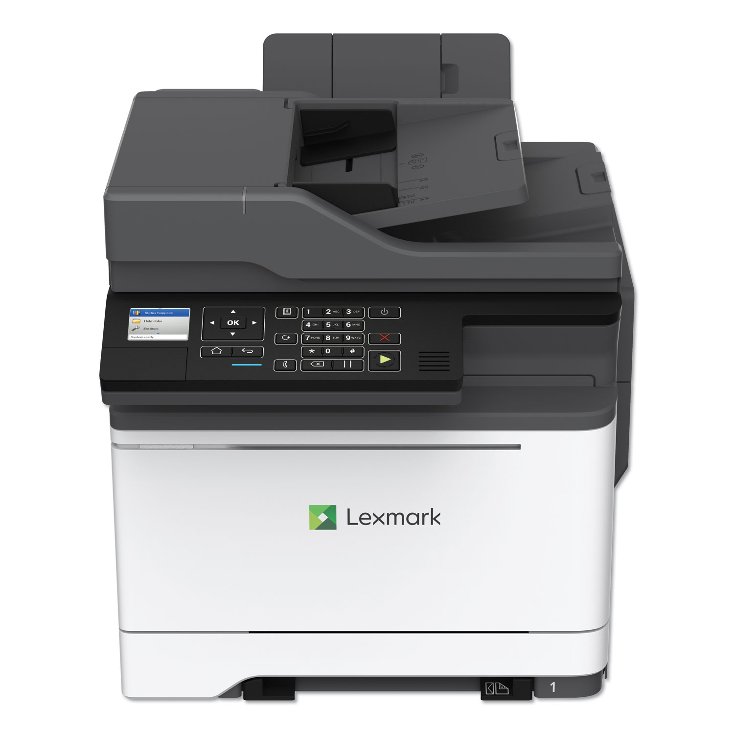 CX421adn Multifunction Printer, Copy/Fax/Print/Scan