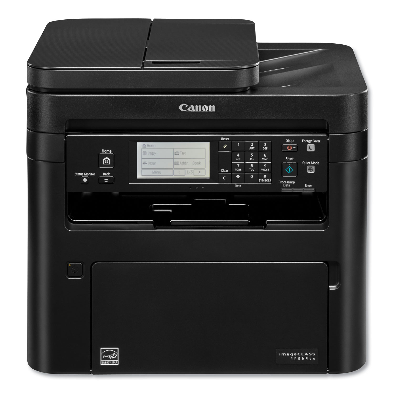 imageCLASS MF269dw Wireless All-in-One Laser Printer, Copy/Fax/Print/Scan