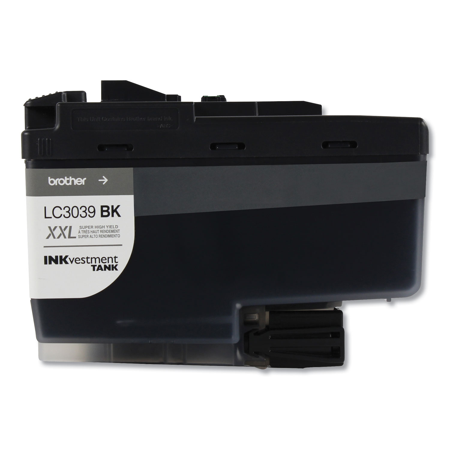LC3039BK INKvestment Ultra High-Yield Ink, 6000 Page-Yield, Black