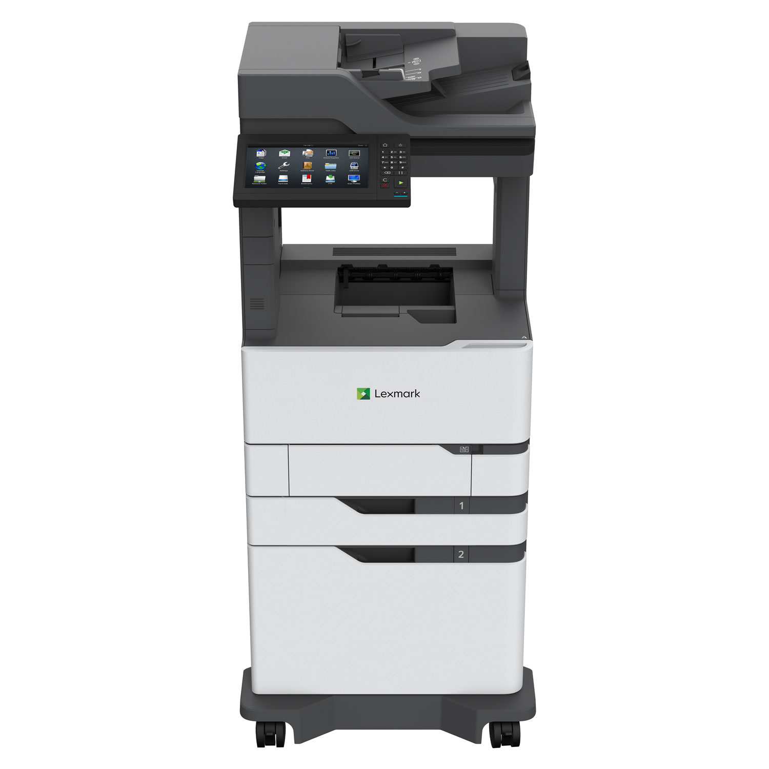 MX826adxe Multifunction Printer, Copy/Fax/Print/Scan