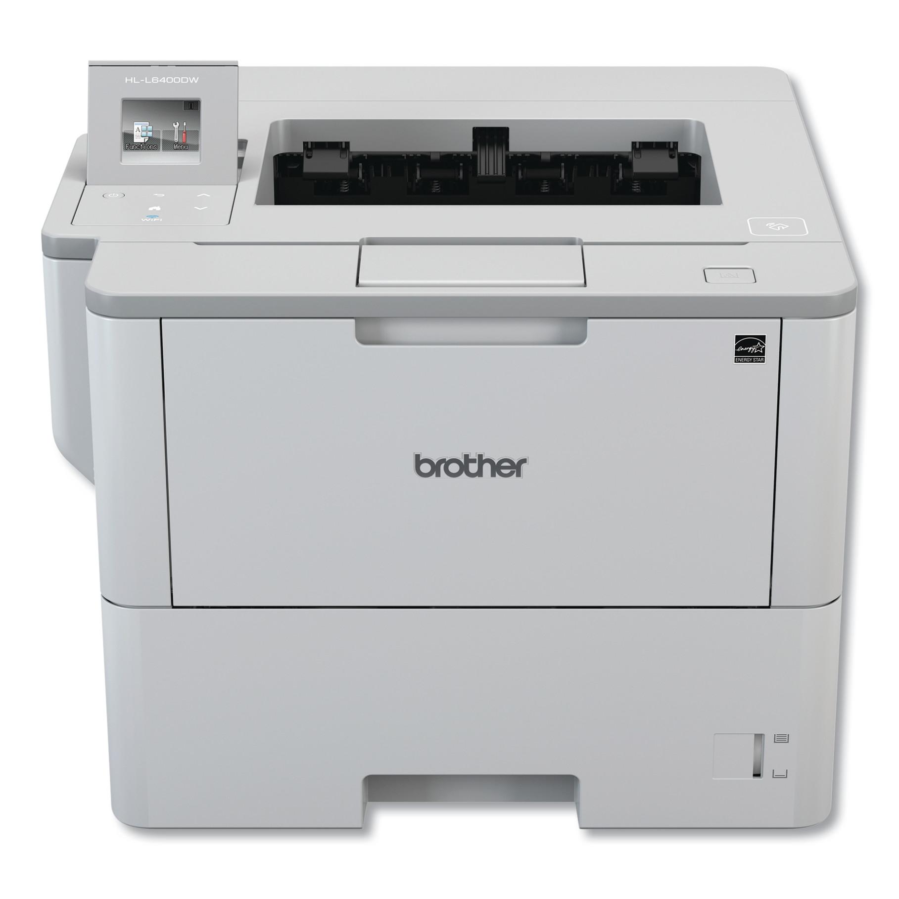 HL-L6400DWG Wireless Laser Printer