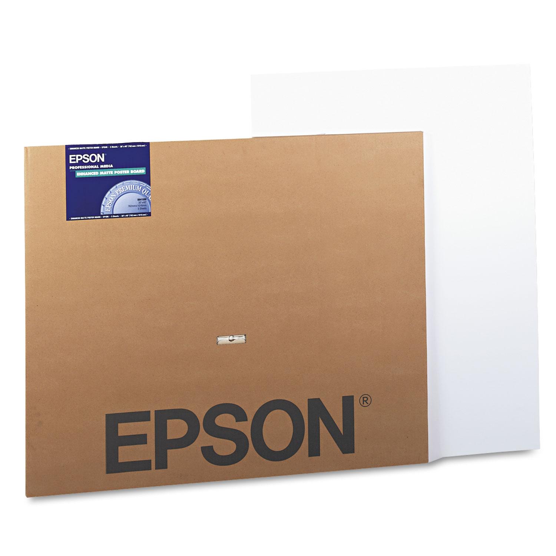 Epson Poster Board Printer