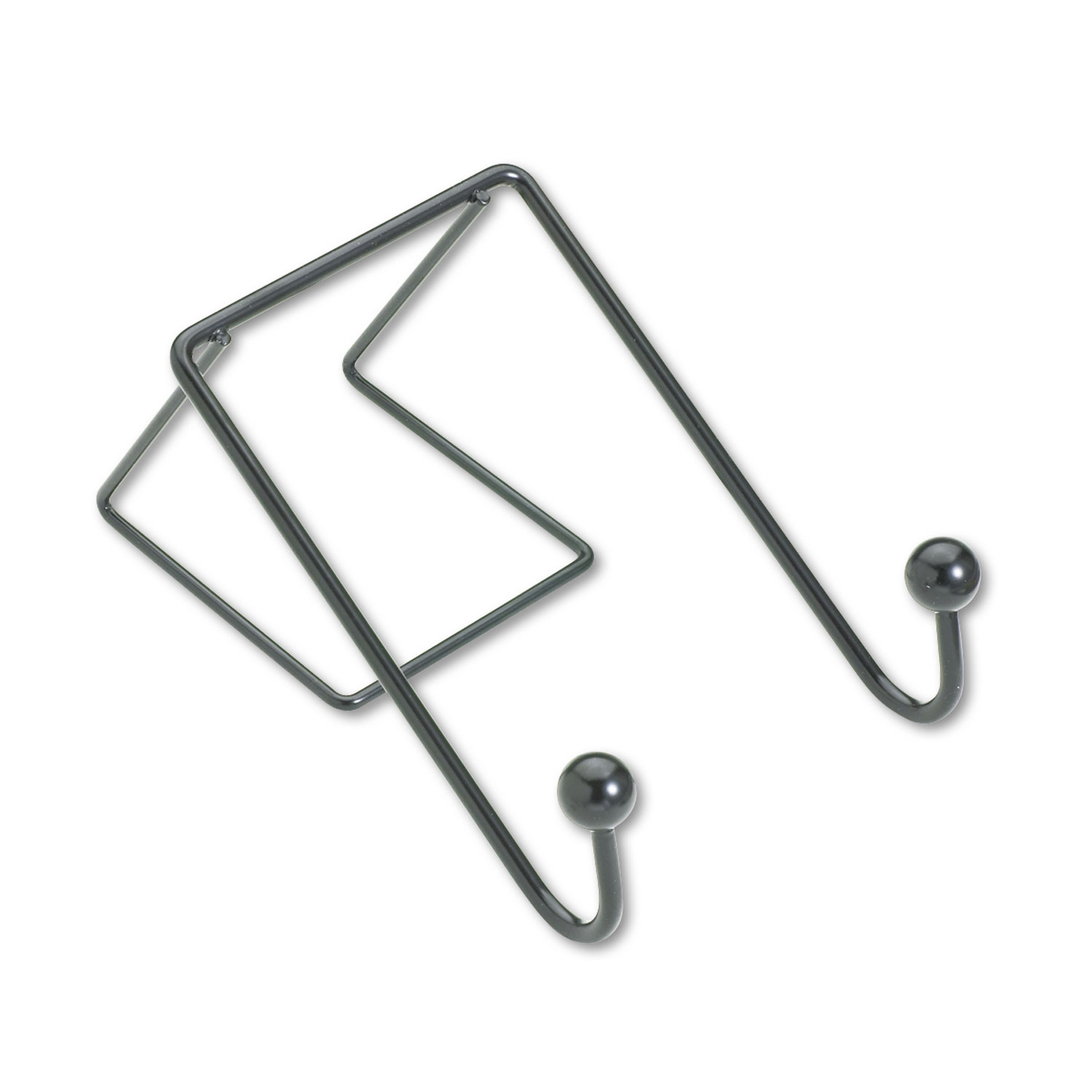 Partition Additions Wire Double-Garment Hook by Fellowes® FEL75510 ...
