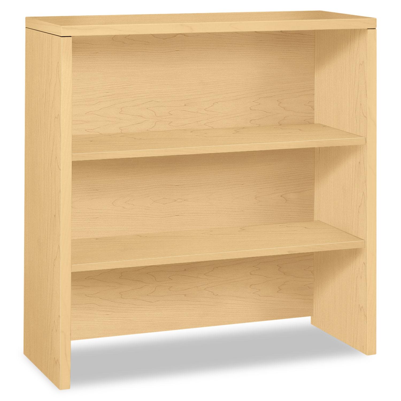 10500 Series Bookcase Hutch, 36w x 14.63d x 37.13h, Natural Maple HON105292DD