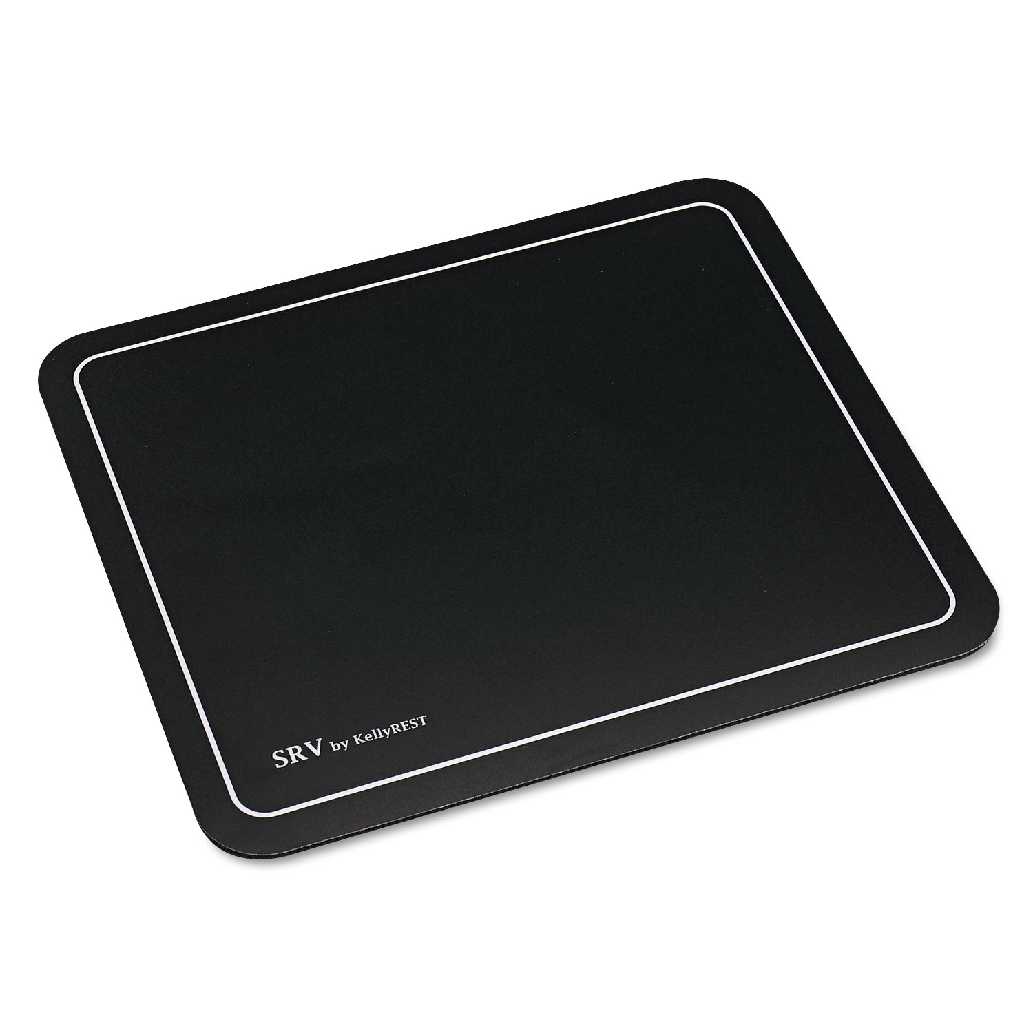 Optical Mouse Pad, 9 x 7-3/4 x 1/8, Black
