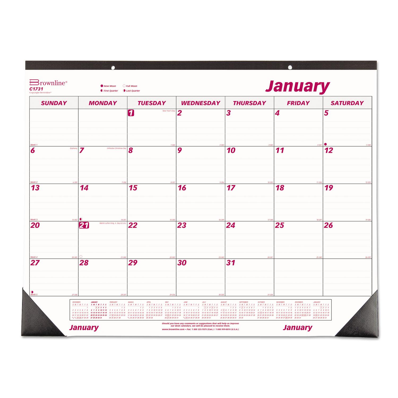 a8f88427d6b Monthly Deskpad Calendar