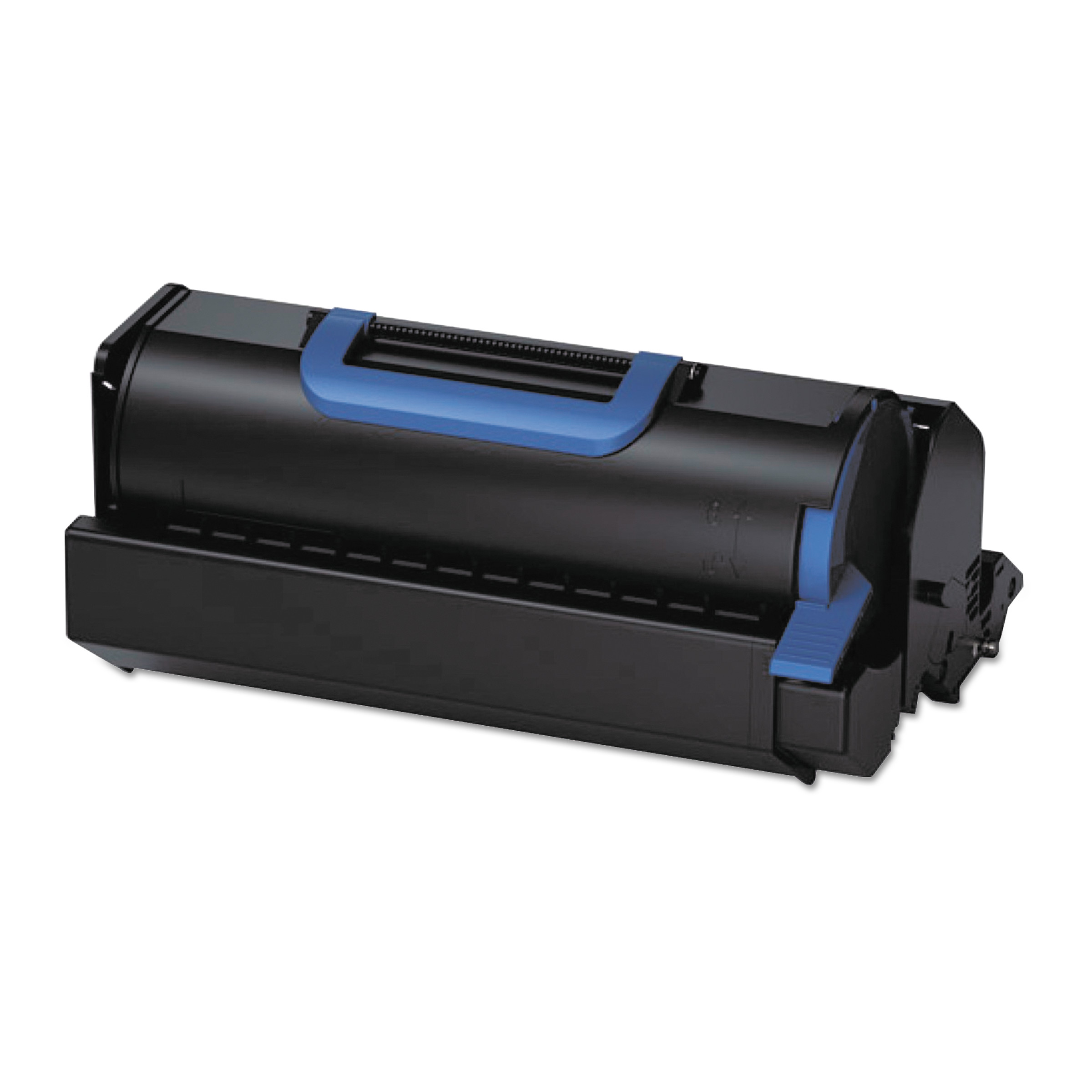 Compatible 45488901 High-Yield Toner, 25000 Page-Yield, Black