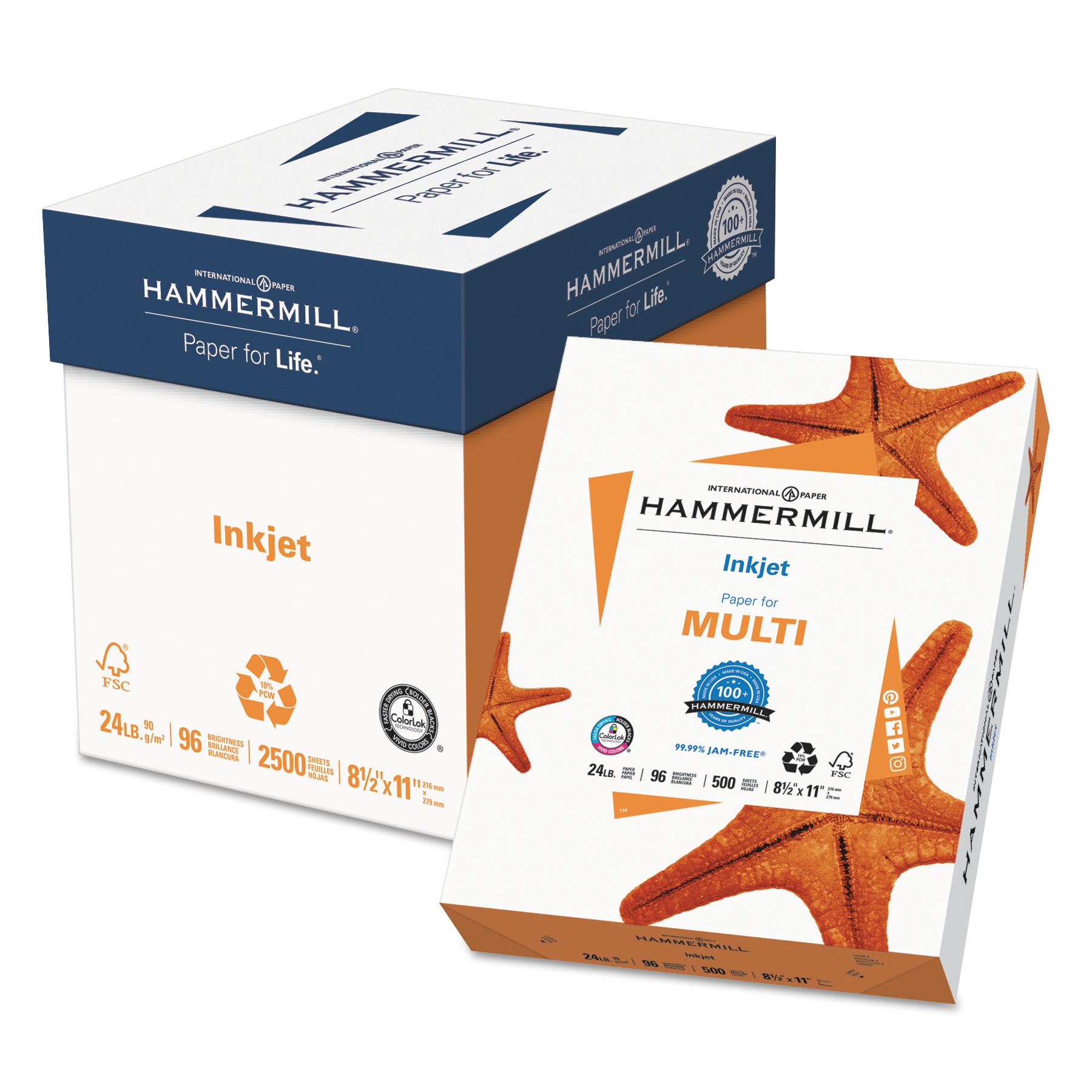 Bottle Rocket Blue 500//ream 8.5 X 11 24lb Fireworx Premium Multi-use Paper