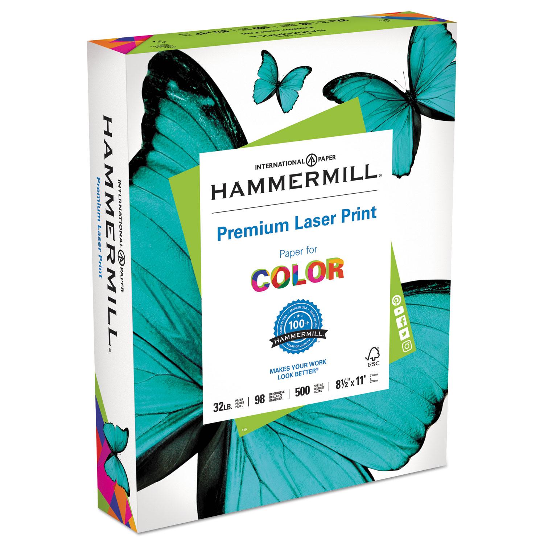 Ham104646 Hammermill 174 Laser Print Office Paper Zuma