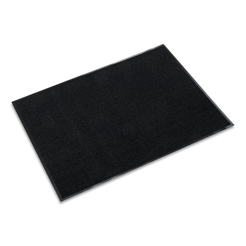 Jasper Indoor Outdoor Scraper Mat By Crown Cwnjs0035bk Ontimesupplies Com