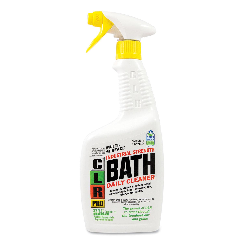 Bath Daily Cleaner, Light Lavender Scent, 32oz Spray Bottle