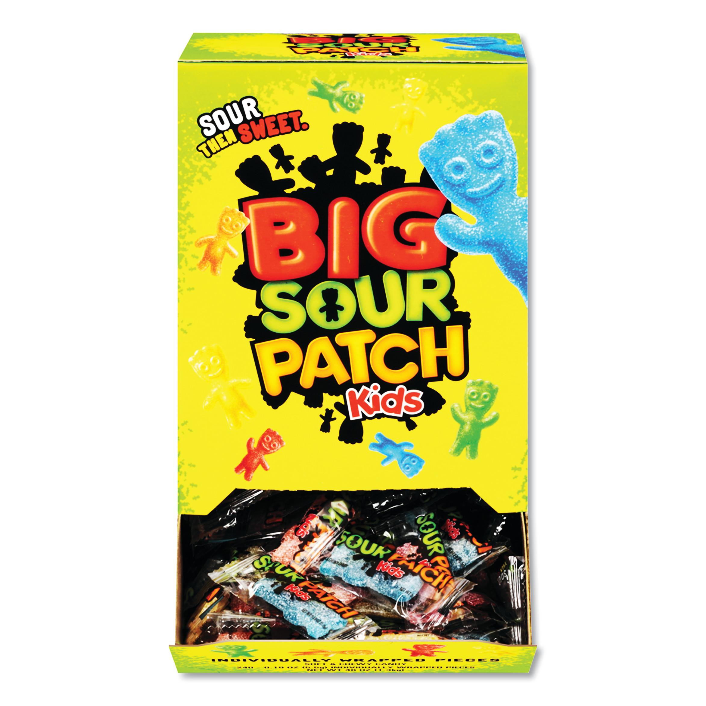 Fruit Flavored Candy, Grab-and-Go, 240-Pieces/Box