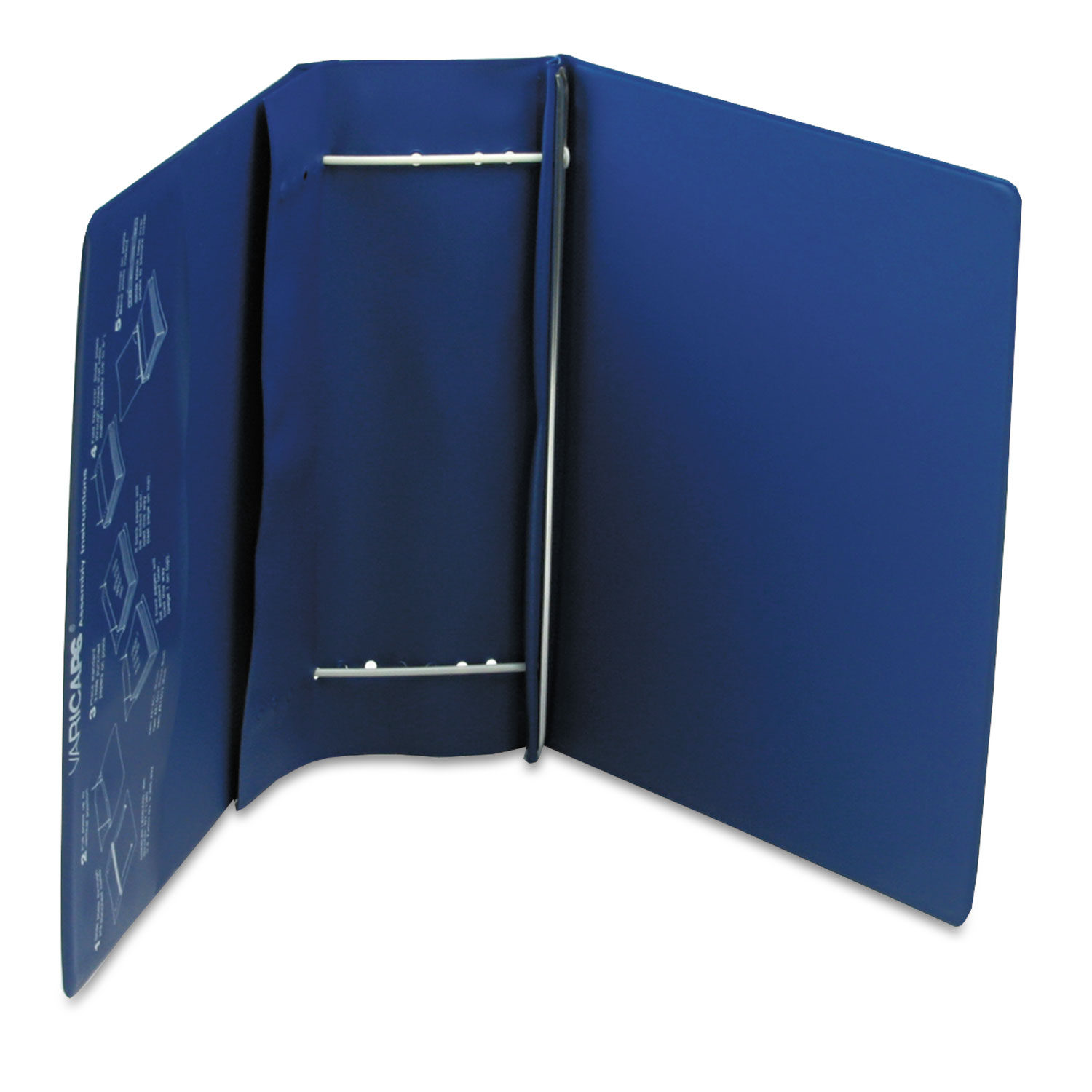 varicap6 expandable 1 to 6 post binder by charles leonard leo61602