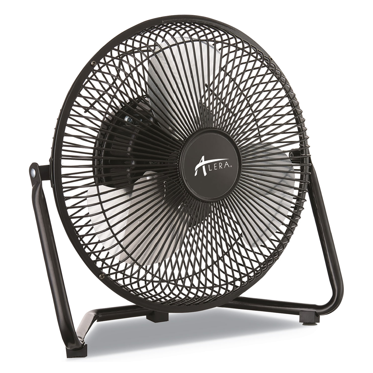 "9"" Personal Cooling Fan, 3 Speed, Black"