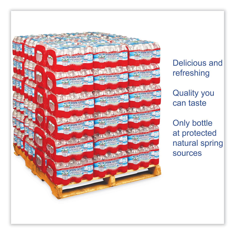 Alpine Spring Water, 16.9 oz Bottle, 24/Case, 84 Cases/Pallet