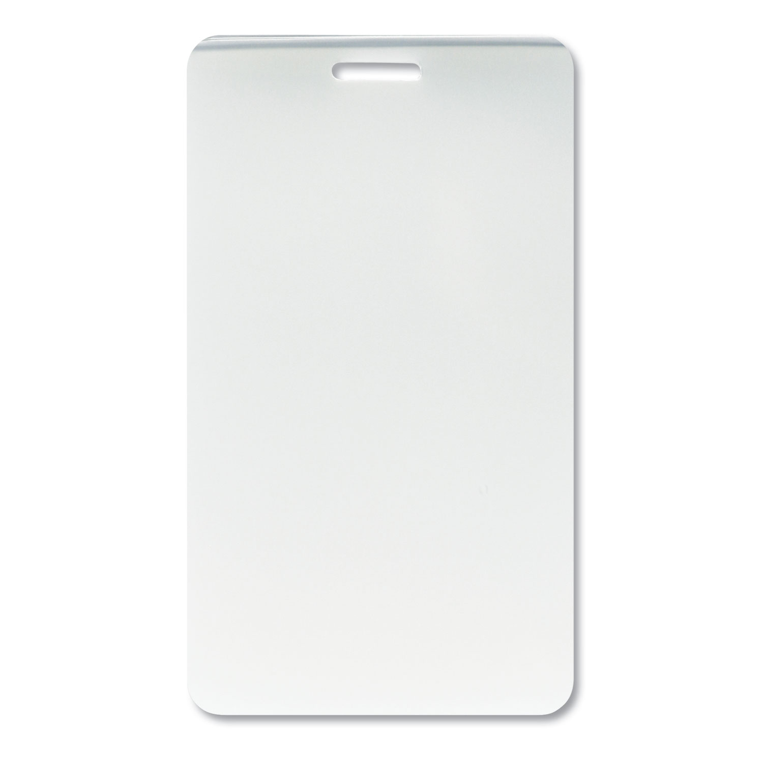 Clear Laminating Pouches Luggage Tag Style 5 Mil 2 1 2