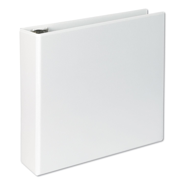 unv20748 universal u00ae economy 3 inch d-ring view binder
