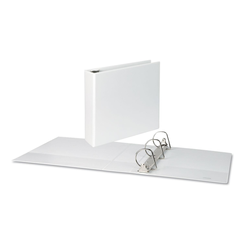 UNV20748 Universal® Economy 3 Inch D-Ring View Binder