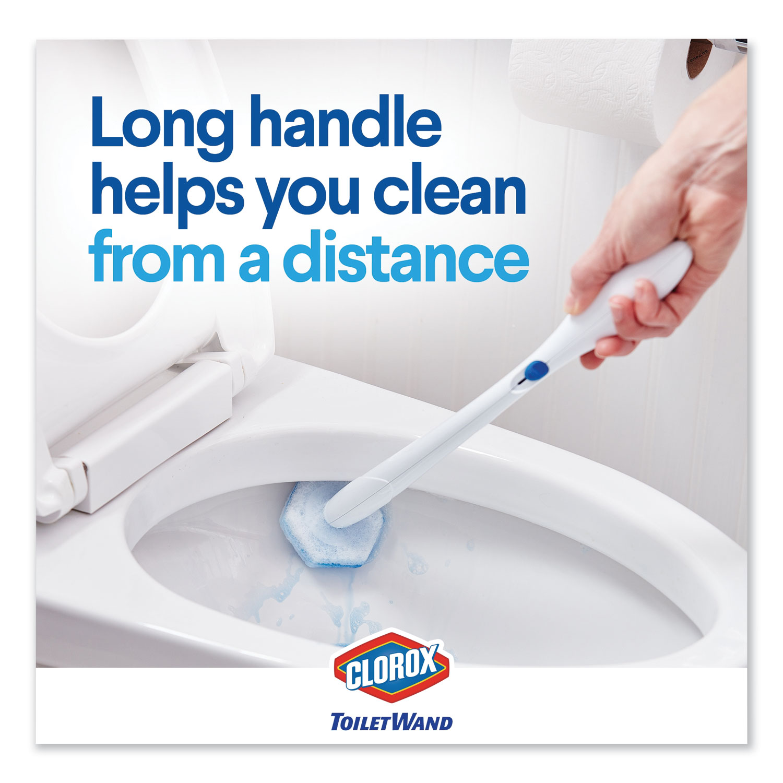 Scentiva Disinfecting ToiletWand Refills, 9/Carton