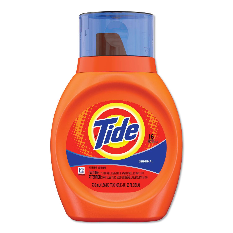 Liquid  Laundry Detergent, Original, 25oz Bottle