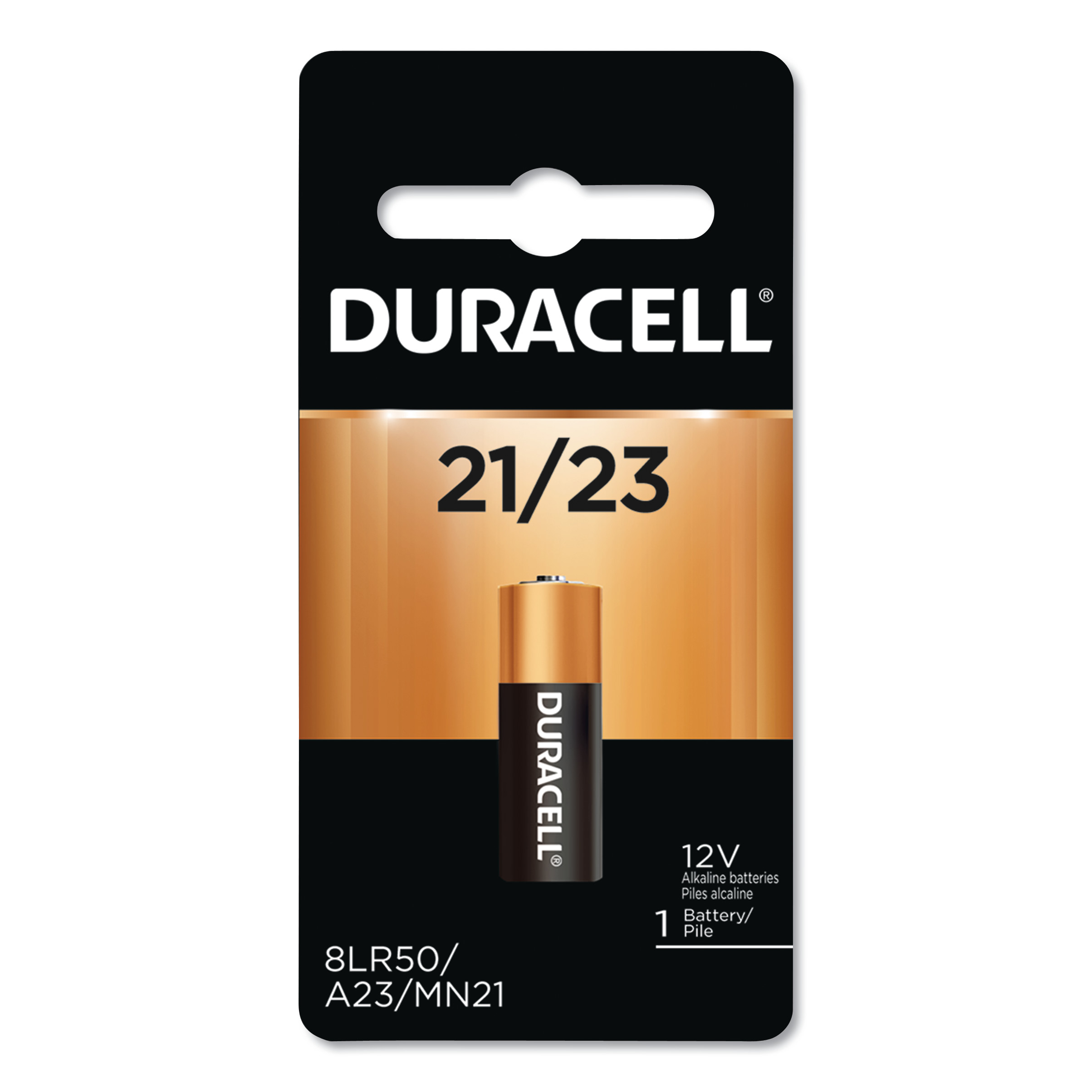 Specialty Alkaline Battery, 21/23, 12V