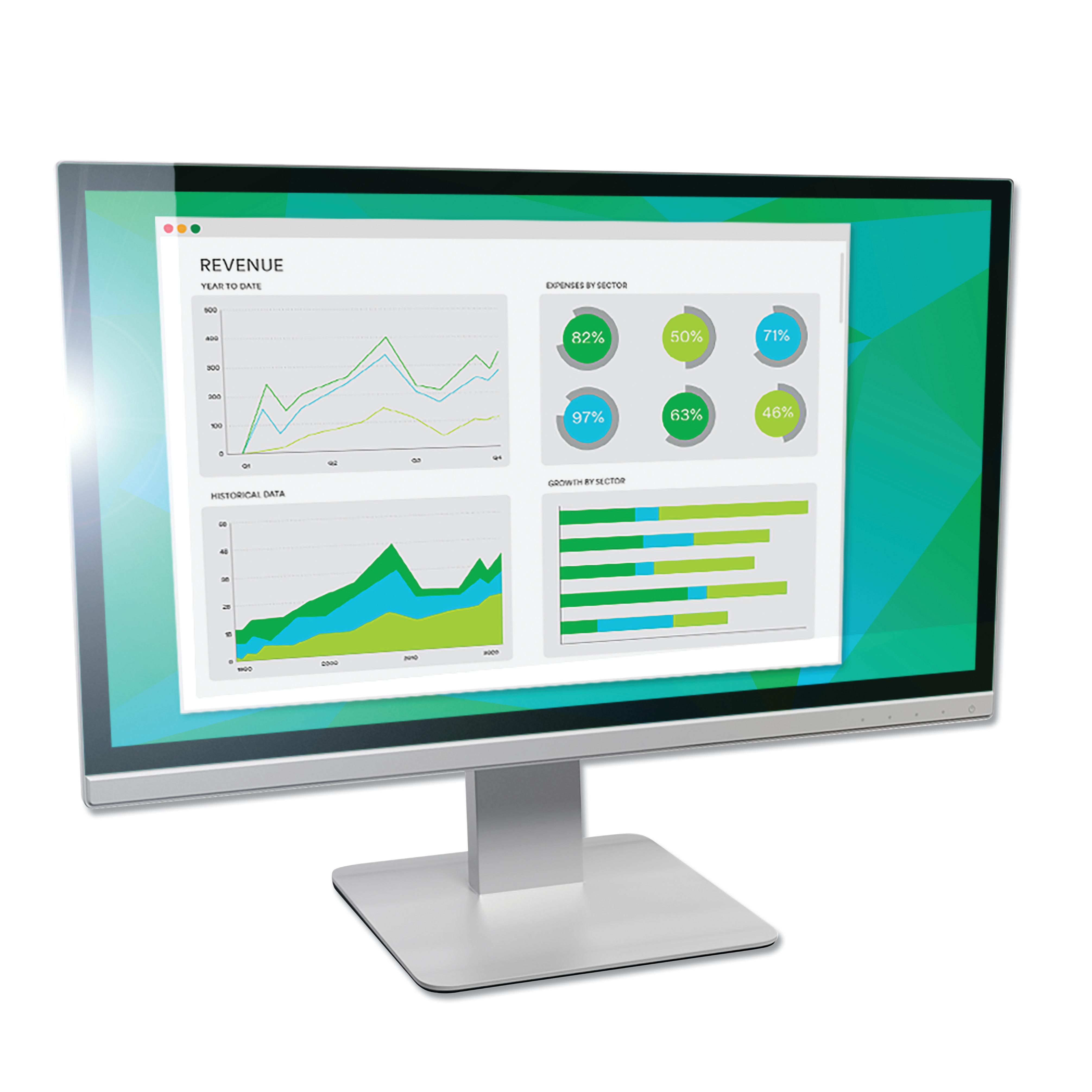"""Antiglare Frameless Filter for 19"""" Monitor"""