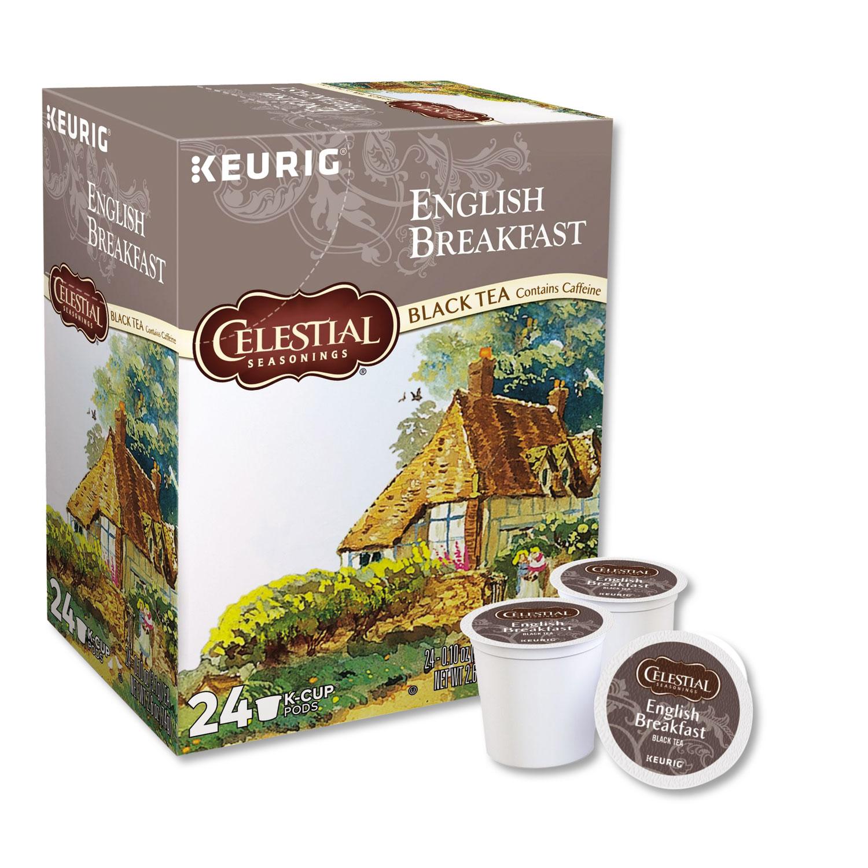 Gmt14731 Celestial Seasoning English Breakfast Black Tea K