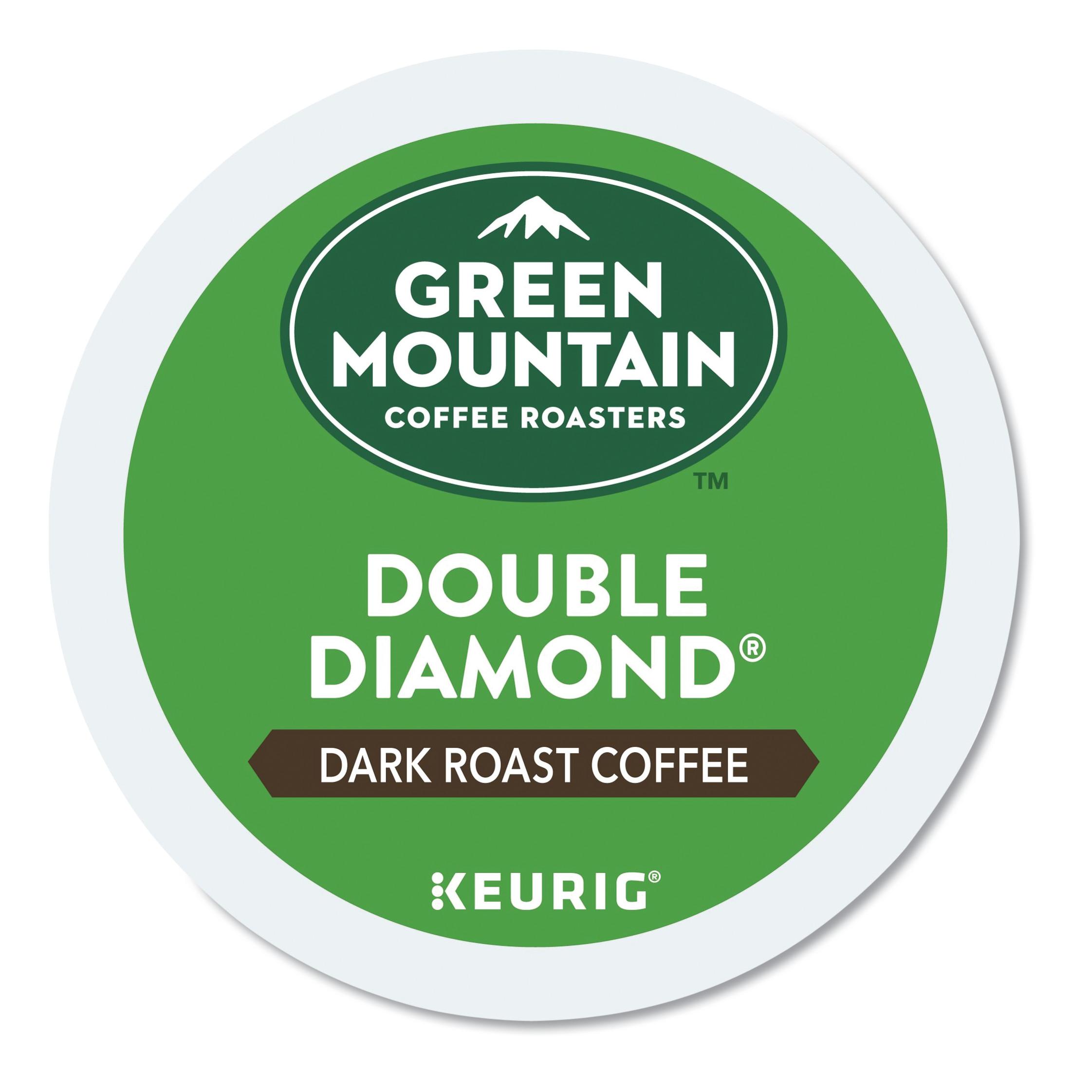 Gmt4066 Green Mountain Coffee Double Black Diamond Extra