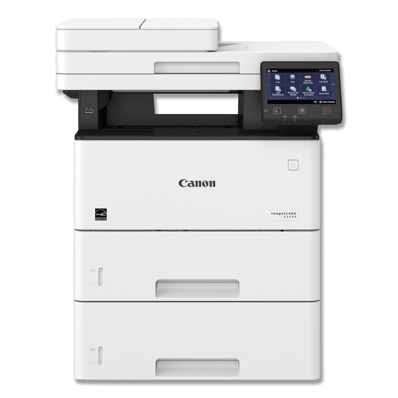 imageCLASS D1620 Wireless Multifunction Laser Printer, Copy/Print/Scan